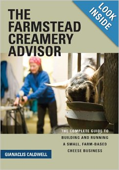 """The Farmstead Creamery Advisor"" at Amazon"
